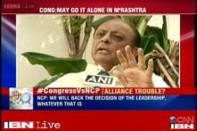 Congress might go alone in the Maharashtra Assembly elections, says Majeed Memon