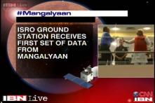 News 360: ISRO orbiter Mangalyaan sends Mars pictures