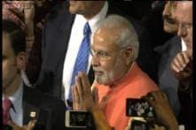 Rs 1,500 crore deposited in banks under Jan Dhan Yojana: Modi at Madison Square Garden