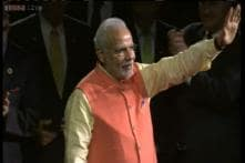Modi joins league of Presley, Jackson, Madonna at Madison Square Garden