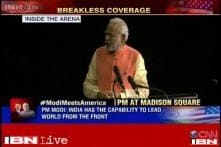 Watch: PM Modi invites NRIs to take part in 'Make in India' project