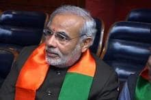 Laddoos for Narendra Modi when he meets mother on his 64th birthday