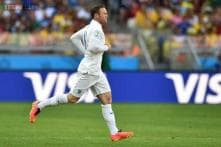 Captain Rooney's penalty spares England's blushes
