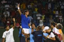 Davis Cup: Somdev Devvarman stuns Lajovic as India, Serbia locked 2-2