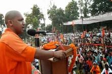 Adityanath defies ban to address rally in Lucknow