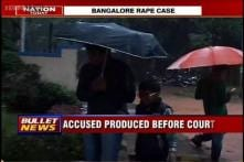 Bangalore rape: Accused produced before Magistrate, sent to six-day police custody
