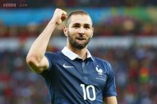 Benzema shines as France beat Portugal 2-1 in friendly