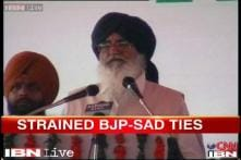 Tension brewing within NDA as SAD supports INLD instead of BJP in Haryana Assembly polls
