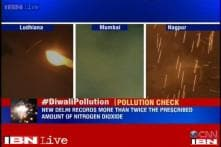 High level of pollution in cities across India after Diwali, Faridabad maintains prescribed standards