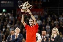 Roger Federer beats David Goffin for 6th Swiss Indoors title