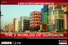 Haryana polls: Glitzy Gurgaon flanked by under-developed Mewat