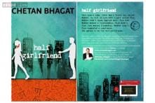 'Half Girlfriend, take care of yourself. Daddy could only bring you up to here': Chetan Bhagat posts on Facebook as his book Half Girlfriend hits the stores today