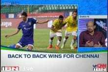 ISL 2014: Chennaiyin FC off to a winning start at home