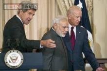 Can't match Modi's 'rock star reception' in New York: John Kerry