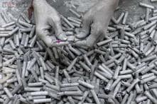 Photos: Do you know how firecrackers are made? 24 photos of labourers making firecrackers for Diwali inside factories