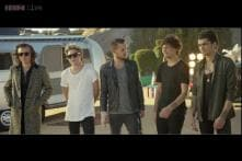 Watch: One Direction's 'Steal My Girl' video features legendary actor Danny DeVito as an eccentric director