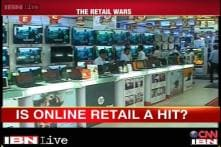 Has e-commerce hit the business of traditional retailers?