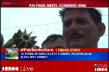 Peace at Indo-Pak border after 10 days of heavy firing