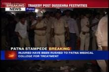 Patna Stampede: Union ministers attack Bihar government