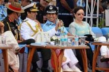 Photos: When Group Captain Sachin Tendulkar attended the 82nd Air Force Day parade in uniform in New Delhi