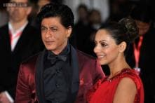Shah Rukh is totally obsessed with AbRam: Gauri Khan