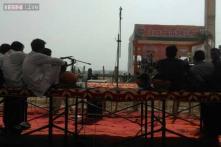Not just speeches, but folk music, dances adorn election rallies in Haryana