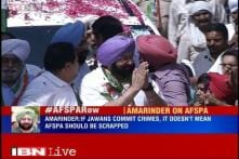 Congress divided over AFSPA, Amarinder Singh against repealing of the Act