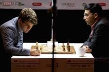 As it happened: World Chess Championship, Carlsen vs Anand, Game 5