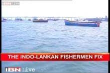 Tamil Nadu fishermen tracking GPS to sail in waters along the India-Sri Lanka border