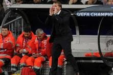Brendan Rodgers defends team changes after defeat in Madrid
