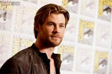 Australian actor Chris Hemsworth named 'sexiest man alive' by People magazine