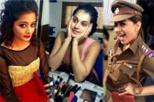 Hansika Motwani dresses up as a cop; Arun Vijay poses with Ajith Kumar: What the stars have been up to this week