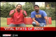 Watch: TV foodies Rocky and Mayur bring to you 'Vital Stats of India'