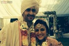 VJ-actor Gaurav Kapur ties the knot with Delhi girl Kirat Bhattal