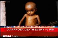 Children's Day special: Stark reality of child health in India