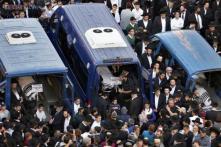 Palestinians kill five in Jerusalem synagogue attack