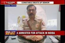 UP: Station officer beaten up by constable, his companions