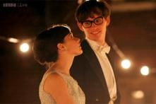 'The Theory of Everything': Playing the role of Stephen Hawking was a complex equation for Eddie Redmayne