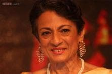 Tanuja hospitalised after complaining of breathing problem