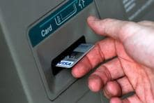 ATM machine stolen in Delhi