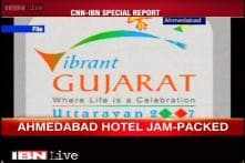 A month before Vibrant Gujarat Summit, hotels in Ahmedabad, Gandhinagar booked to capacity