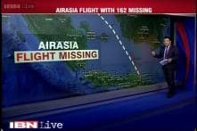 Missing AirAsia flight: Sequence of events