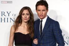 Eddie Redmayne marries Hannah Bagshawe in Somerset