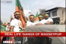 Jharkhand elections: 'Gangs of Wasseypur' plays out on the streets of Dhanbad