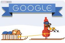 'Tis the season! Google marks Christmas Eve with second Happy Holidays doodle