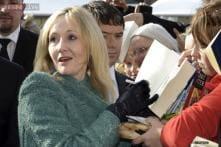 I never imagned Wiccans in Hogwarts: J K Rowling