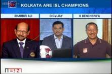 Rafique's late winner give Atletico de Kolkata the inaugral ISL title