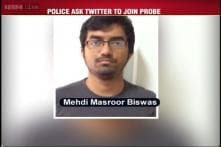 Bengaluru Police asks Twitter India to join probe on Mehdi's pro-IS account