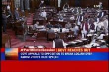 Deadlock to continue in third week of winter session over Niranjan Jyoti's hate speech