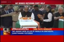 Naxalism is a national challenge, we will succeed in tackling the menace: Rajnath Singh